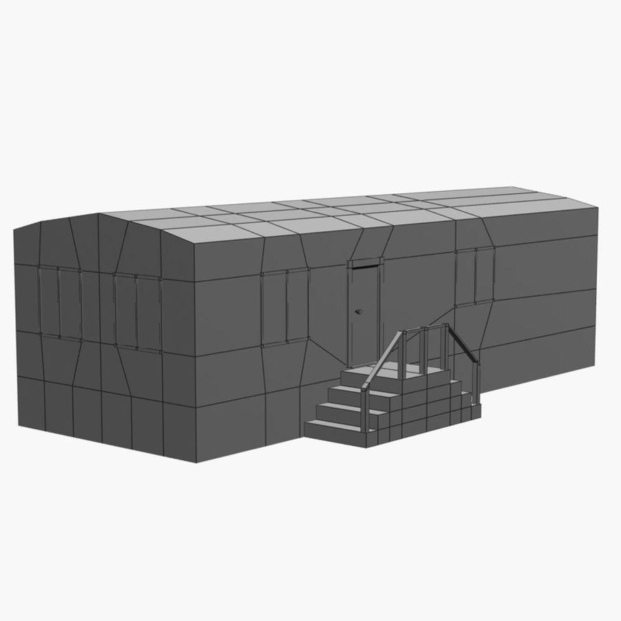 移动房屋 royalty-free 3d model - Preview no. 10