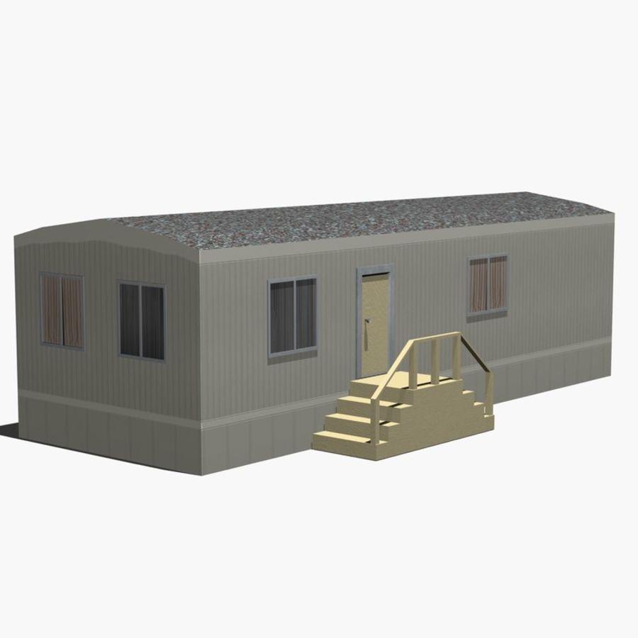移动房屋 royalty-free 3d model - Preview no. 11