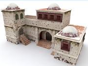 arabisch huis 3d model