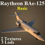 H25B Basic 3d model