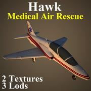 HAWK MED 3d model