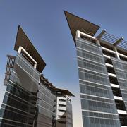 Modernes Gebäude 007 3d model