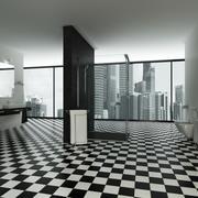 화장실 _01 3d model