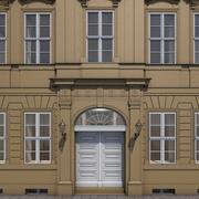 Rezydencja Berlin Neukölln am Wasser 10 3d model