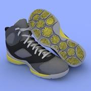 Air Shoe 3d model