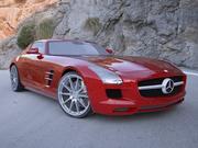 Mercedes-Benz SLS AMG 3d model