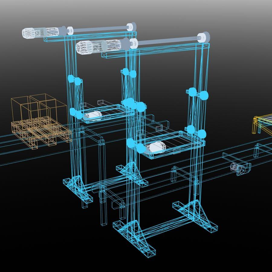 Storage royalty-free 3d model - Preview no. 16