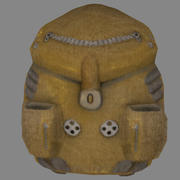 Medium_Backpack 3d model