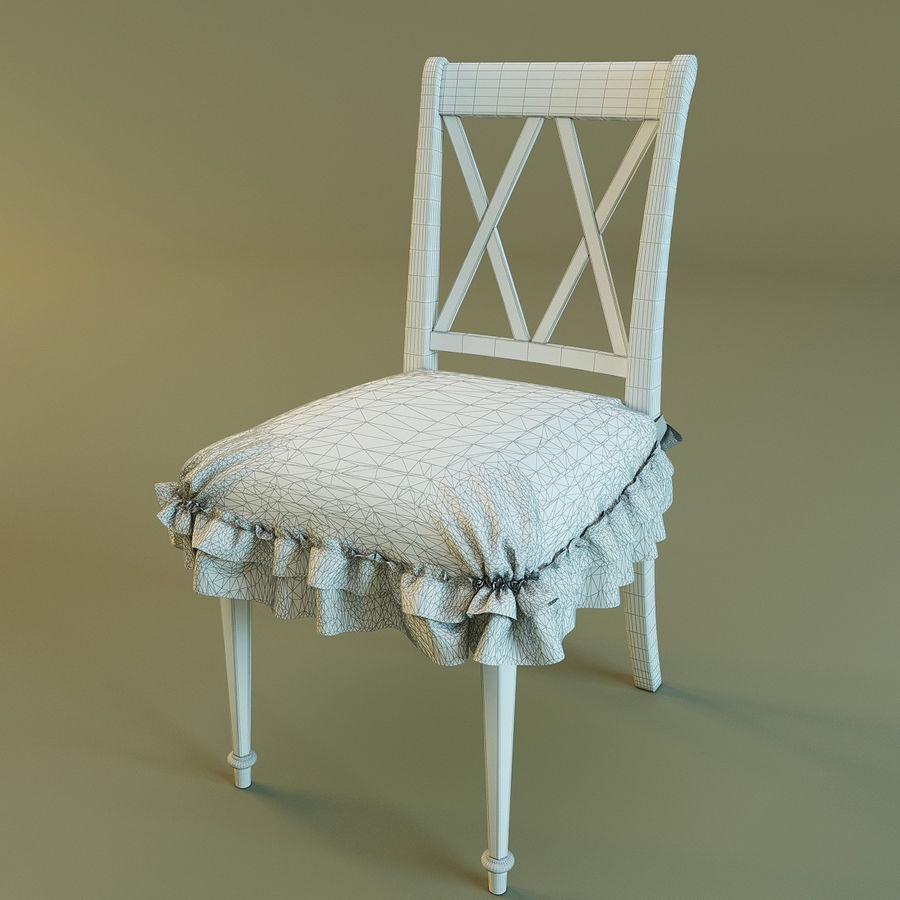 Biurko i krzesło royalty-free 3d model - Preview no. 11