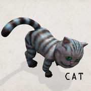 katt 3d model