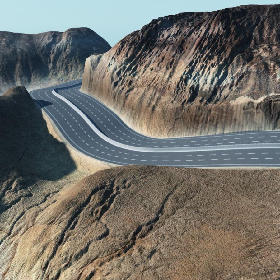 Autostrada dla Vue royalty-free 3d model - Preview no. 4