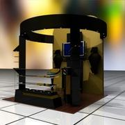 Product Stand 3d model