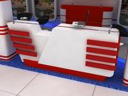 Fair Expo Design 3d model