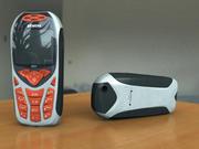 Siemens M55 сотовый телефон 3d model