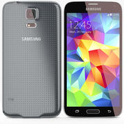 Samsung Galaxy S5 2014 3d model