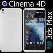 HTC Desire 816 3d model