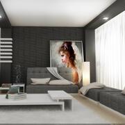Oturma odası 001 3d model