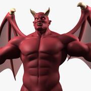 Ultra Demon 3d model