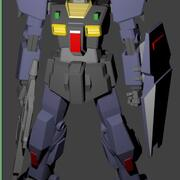 Gundam MK 2 3d model