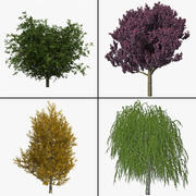 Trees Collection V7 3d model