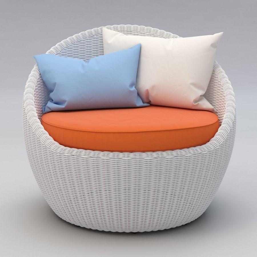 Gartenstuhl Rattanstuhl *PATIO*  technorattan Stuhl Gartenmobel Sessel