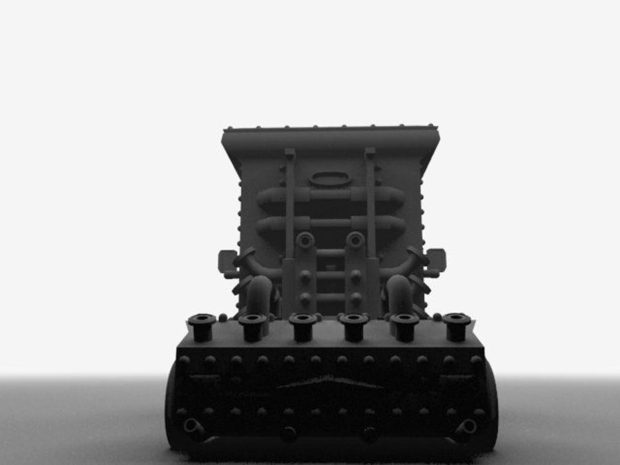 卡车 royalty-free 3d model - Preview no. 6