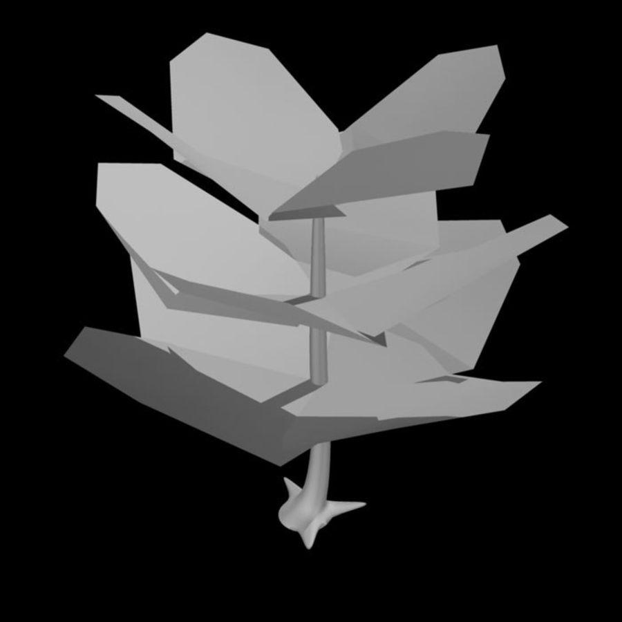 хорошее дерево royalty-free 3d model - Preview no. 5