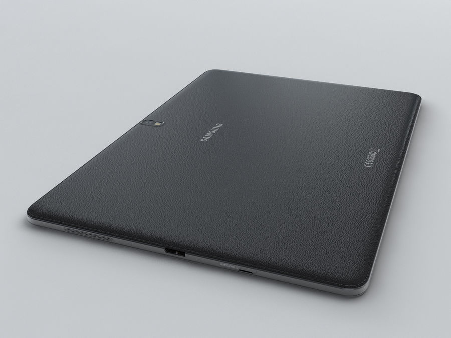 Samsung Galaxy Tab Pro 12.2 royalty-free 3d model - Preview no. 21