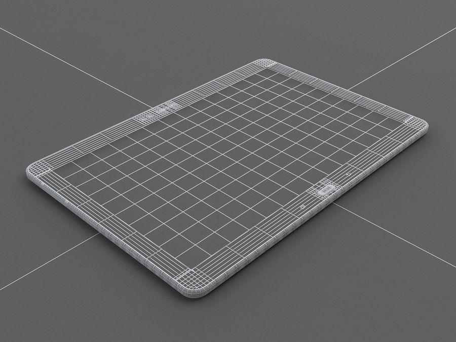 Samsung Galaxy Tab Pro 12.2 royalty-free 3d model - Preview no. 29
