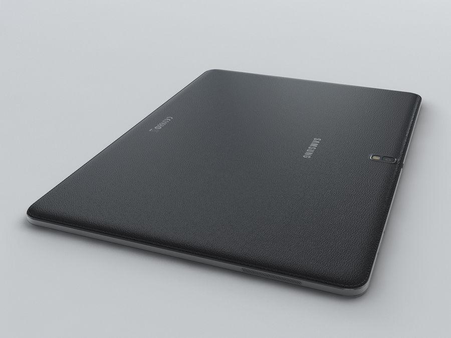 Samsung Galaxy Tab Pro 12.2 royalty-free 3d model - Preview no. 20
