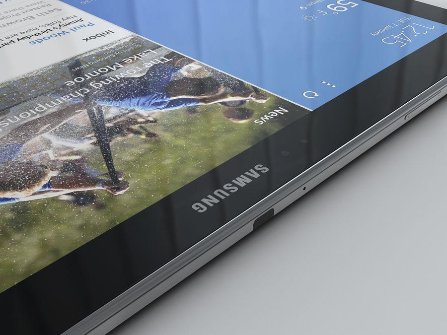 Samsung Galaxy Tab Pro 12.2 royalty-free 3d model - Preview no. 25
