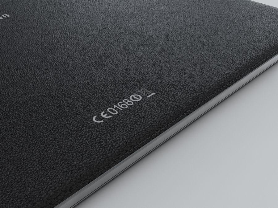 Samsung Galaxy Tab Pro 12.2 royalty-free 3d model - Preview no. 27
