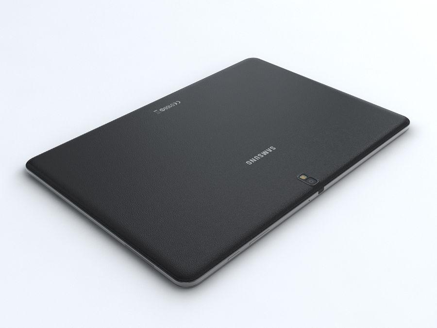 Samsung Galaxy Tab Pro 12.2 royalty-free 3d model - Preview no. 4