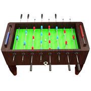 calcio balilla 3d model