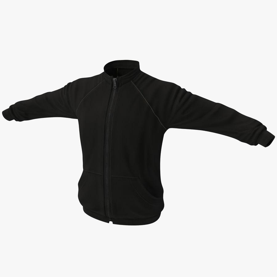 Sportswear Jacket 3D Model $29 -  max  c4d  obj  3ds  ma
