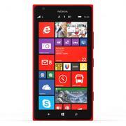 Nokia Lumia 1520 Vermelho 3d model