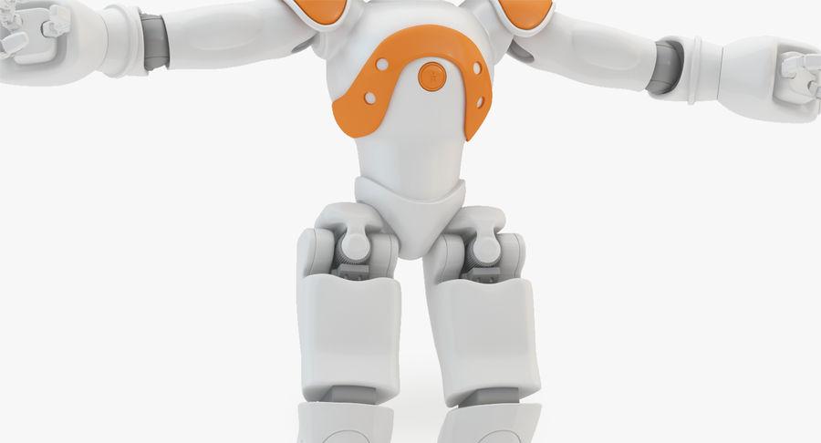 Rigged Robot Nao 3D Model $119 -  fbx  max  obj  3ds - Free3D