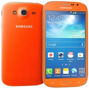 Samsung Galaxy Grand Neo Orange 3d model