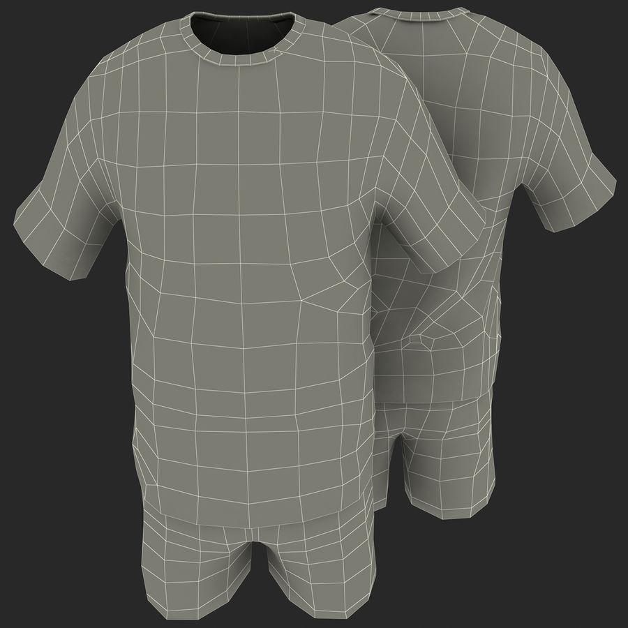 Sport Clothes 3D Model $49 -  ma  obj  3ds  c4d  max - Free3D