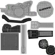 Shimano Brake Caliper 3d model