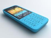 诺基亚220 3d model