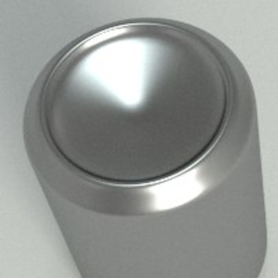 Soda Can royalty-free 3d model - Preview no. 2