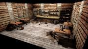 Taverne 3d model