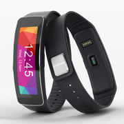 Samsung Galaxy Gear Fit 3d model