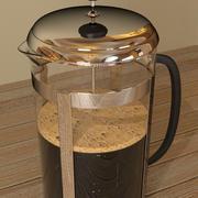 Coffee Press 3d model