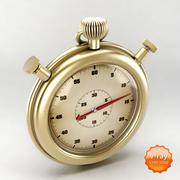 Cronometro vintage 3d model