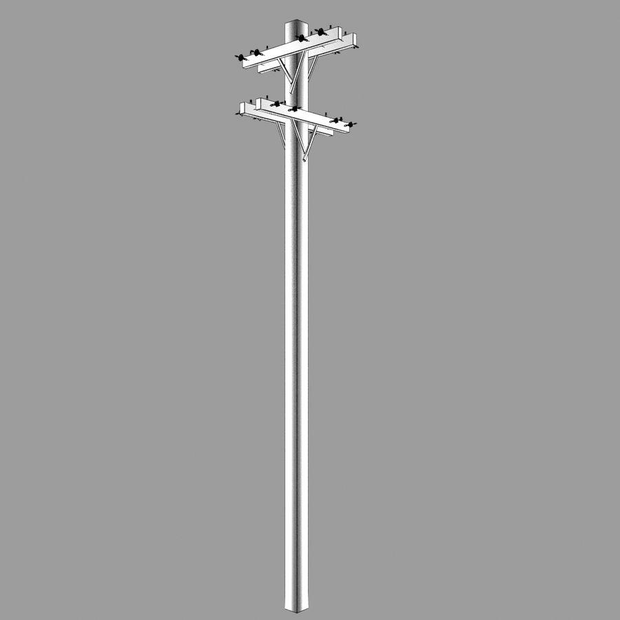 Pillar royalty-free 3d model - Preview no. 5
