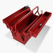 Ящик для инструментов 3d model