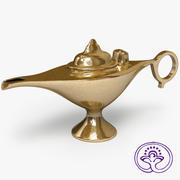 Aladinlampe A 3d model