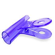 Plastic bindmiddelklem 3d model